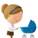 Требуется няня к новорожденному ребенку